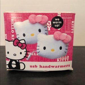 Hello Kitty USB powered Hand warmers